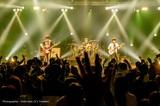 """UNISON SQUARE GARDEN、""""TOUR 2021「Normal」""""KT Zepp Yokohama公演の模様を収めたライヴ映像作品5/26リリース決定"""