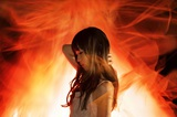 """Aimer、ニュー・アルバム『Walpurgis』収録の新曲「cold rain」とTVアニメ""""魔道祖師""""のコラボMVを4/25公開"""