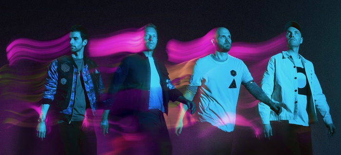 COLDPLAY、新曲「Higher Power」5/7リリース