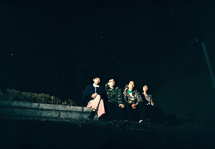 MONO NO AWARE、6/9リリースのニュー・アルバム『行列のできる方舟』アートワーク&アルバム詳細発表。早期予約特典DVDティーザーも公開