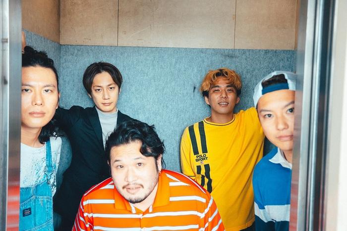 TENDOUJI、4年ぶりのアルバム『MONSTER』よりハイブリッドな最新型ガレージ・ダンス・チューン「CRAZY feat.ROY (THE BAWDIES)」本日4/14リリース