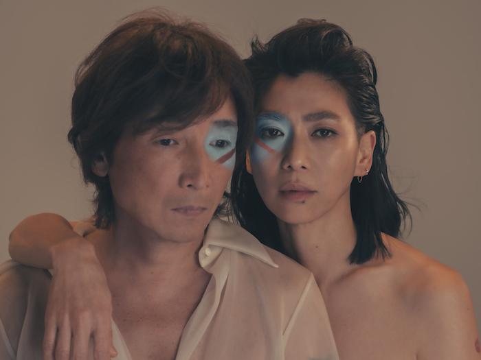 浅井健一とUA中心に結成されたバンド AJICO、新作EP『接続』収録内容発表&ティーザー映像公開。2001年リリースのライヴ・ビデオ『AJICO SHOW』プレミア公開も