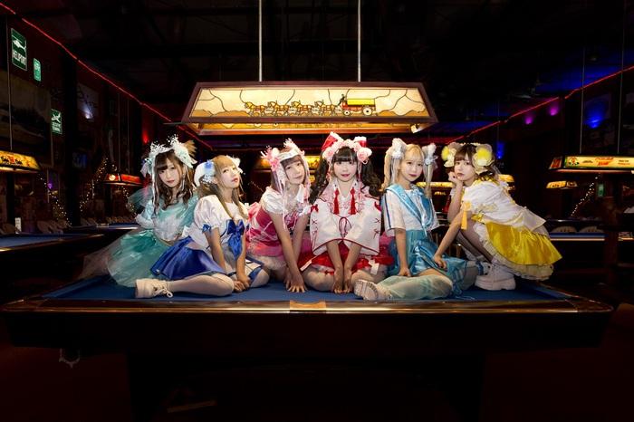 バンドじゃないもん!MAXX NAKAYOSHI、初ベスト・アルバム『-バンもん!BEST- 極仲良的世界』5/19リリース決定&詳細発表。新曲情報、ジャケ写も公開
