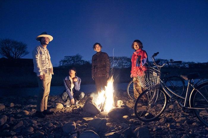 クリープハイプ、7/7リリースの7インチ・アナログ盤『キケンナアソビ』B面にn-buna(ヨルシカ)によるリミックス収録