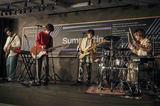 """FIVE NEW OLD、話題のCMソング「Summertime」をYouTubeチャンネル""""blackboard""""でパフォーマンス。明日4/24 19時よりプレミア公開"""