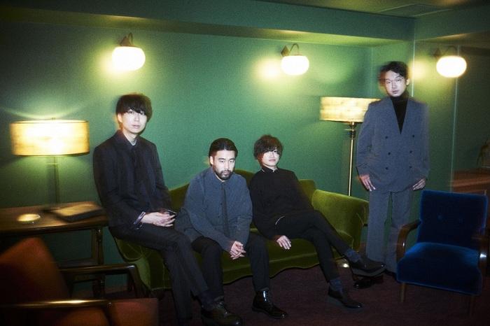 indigo la End、ニュー・アルバム『夜行秘密』より「華にブルー」MV公開