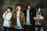 KNOCK OUT MONKEY、約1年半ぶり新曲「MERRY GO ROUND」MV公開