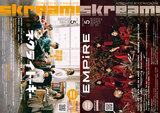 """【ネクライトーキー/EMPiRE 表紙】Skream!5月号、本日5/1より順次配布開始。ブルエン、ウォンカのライヴ・レポート、""""BAYCAMP""""開催記念座談会、フォゲミ、あゆくまのインタビューなど掲載。菊池陽報(This is LAST)のコラムも連載開始"""