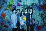 vivid undress、メジャー2ndミニ・アルバム『愛のゲイン』6/23リリース。スクリーン投影による新アー写も公開