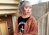 """深澤希実(YENMA)、激ロック・プロデュースによる美容室""""ROCK HAiR FACTORY""""のヘアモデルに登場。スタイルを公開"""