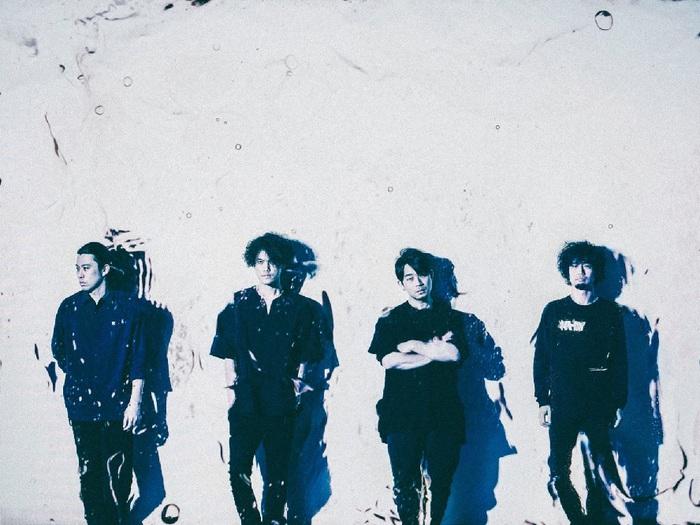 9mm Parabellum Bullet、新曲「泡沫」7/4デジタル・リリース