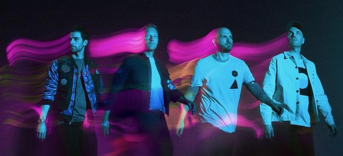 COLDPLAY、新曲「Higher Power」も披露したTikTok LIVEが明日5/28配信