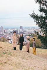Homecomings、5/12リリースのメジャー・デビュー・アルバム『Moving Days』より「Here」のティーザー映像公開