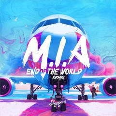 M.I.A End Of The World Remix-cover.jpg