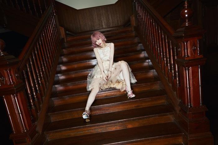 大森靖子、提供曲セルフ・カバー・アルバム『PERSONA #1』収録曲「瞬間最大me」にの子(神聖かまってちゃん)がVo参加