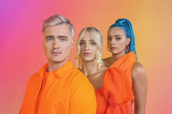 End of the Worldとのコラボ実現。オーストラリアのポップ・バンド SHEPPARD、「M.I.A (End Of The World Remix)」リリース