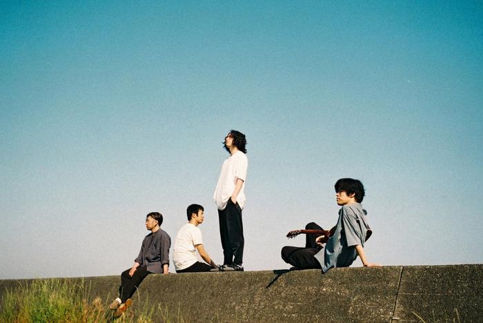 藍坊主、セルフ・カバー・シングル『半月(In Acoustic)』リリース決定。タワレコ川崎店にて5/29先行販売&インストア・ライヴ開催