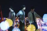 """back number、日本テレビ系水曜ドラマ""""恋はDeepに""""主題歌「怪盗」MVを5/24 20時プレミア公開決定"""