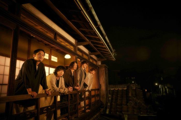 GOOD ON THE REEL、6/9リリースの4thアルバム『花歌標本』より「虹」先行配信スタート。ファンから募集した写真&動画をもとに宇佐美友啓(Ba)が編集したMV公開