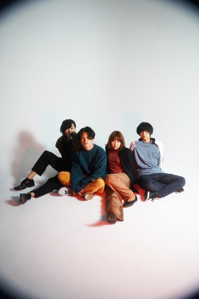 レイラ、5/26リリースのニュー・ミニ・アルバム『World』より「Happy end」先行配信スタート