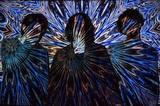 鳴ル銅鑼、3人体制初ライヴの対バンにThe Cheserasera決定。東阪公演開催も発表