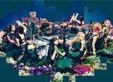ZOC、6/9リリースのメジャー1stアルバム『PvP』全曲トレーラー映像公開。新曲「CUTTING EDGE」5/30初解禁&歌詞先行公開が決定