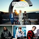 """SPiCYSOL、7/3""""波の日""""開催のワンマンにMicro(Def Tech)&JAZEE MINORゲスト出演決定。ナレーションにはサッシャも参加"""