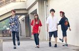 "MOSHIMO、1stフル・アルバム『化かし愛』リリース・ツアー""バカ試合""開催決定。「獅子奮迅フルスイング」ライヴ映像プレミア公開も"