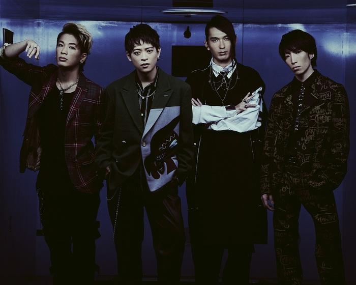 THE ORAL CIGARETTES、約1年2ヶ月ぶりとなる新曲「Red Criminal」6/30リリース。ジャケ写公開