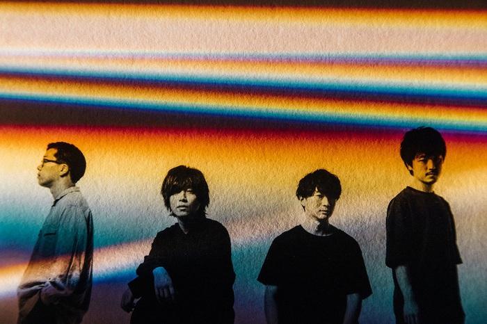 androp、ニュー・デジタル・シングル「Beautiful Beautiful」6/9リリース決定。ティーザー映像&新アー写も公開