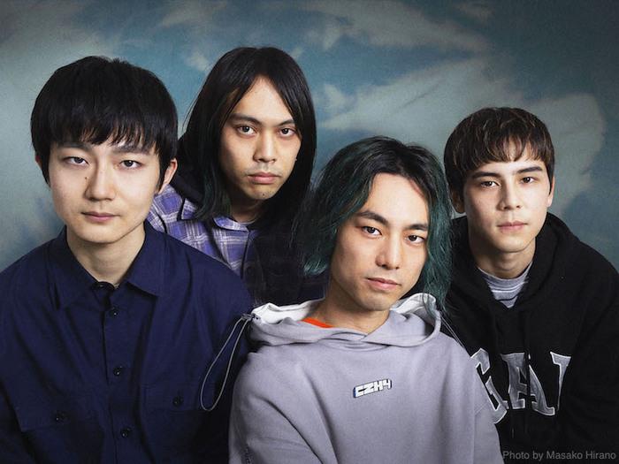 "DYGL、全国19ヶ所巡る""A Daze In A Haze Tour""開催決定"