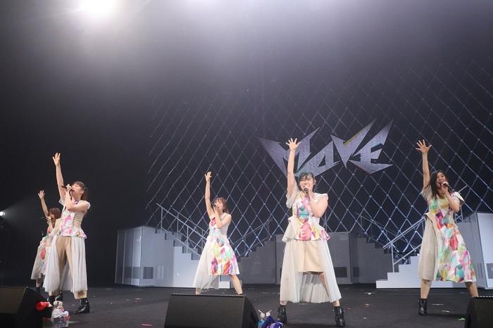 """私立恵比寿中学、""""Concept Live ~MOVE~""""初日公演で感動を呼んだ「ジャンプ」ライヴ映像公開"""