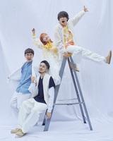 """フレンズ、2ndフル・アルバム『SOLAR』8/4リリース決定。東阪でリリース・パーティー""""SOLAR POWER!""""開催も"""