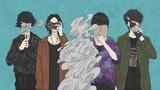 神はサイコロを振らない、1stコラボレーション・シングル「初恋」7/16デジタル・リリース。謎を呼ぶイラストによるアーティスト・イメージも公開。7/11にはYouTube生配信