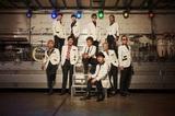 東京スカパラダイスオーケストラ×ムロツヨシ、「めでたしソング」MVを今夜Mステ出演後にプレミア公開