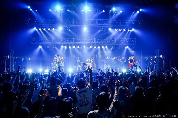 "THE BACK HORN、""「KYO-MEIストリングスツアー」feat.リヴスコール""6/11 Zepp Haneda公演を生配信決定"