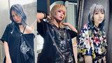 てのひらえる、Lilly(リトルリリス)、0C(CODE OF ZERO)、6/22開催の下北沢LIVEHOLIC6周年×ROCK HAiR FACTORY3周年イベントを目前に控え、ヘアモデルに登場。スタイルを公開