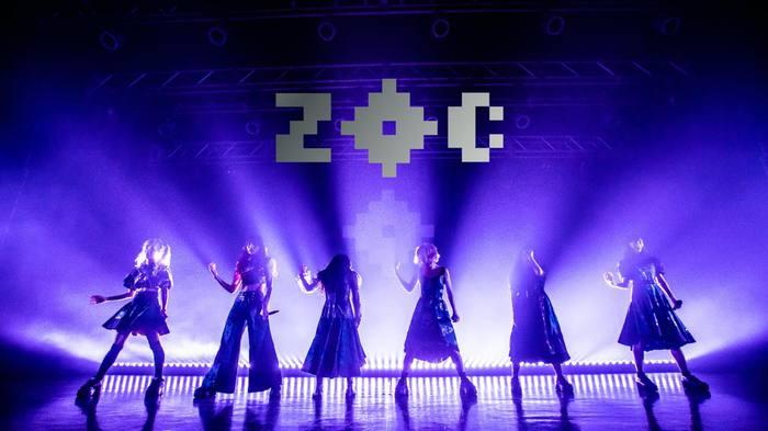 "ZOC、ライヴハウス・ツアー""ZOC FOR PRAYER TOUR 2021 SUMMER""初日公演ライヴ映像を一部公開"