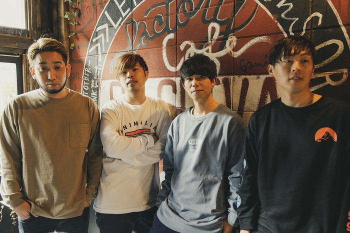 """AIRFLIP、""""All For One EXTRA Tour 2021""""ゲスト・バンド発表。SpecialThanks、FAITH、LONGMAN、BACK LIFT、BUZZ THE BEARSら決定"""