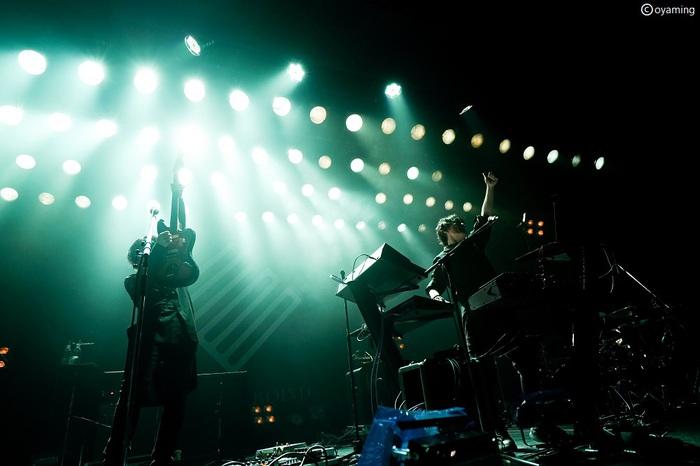 ブンブン中野×ノベンバ小林の新バンド THE SPELLBOUND、初ライヴYouTube無料配信決定。12/18には新木場コーストでワンマン・ライヴ実施