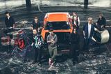 UVERworld、山田孝之迎えた楽曲含む両A面コラボ・シングル『来鳥江/SOUL』9/1リリース