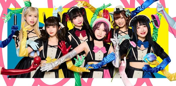 バンドじゃないもん!MAXX NAKAYOSHI、ツアー・ファイナルZepp Haneda公演&仙台追加公演を発表