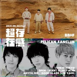 BBHF × PELICAN FANCLUB、8/26にTOKIO TOKYOにてツーマン・ライヴ開催決定