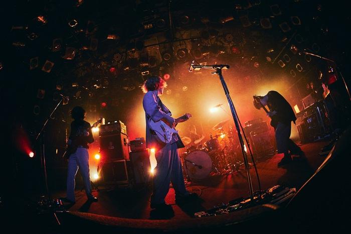 """サイダーガール、ツアー・ファイナルにて新曲「待つ」7/26デジタル・リリースを発表。10/31に自主企画""""ぼくらのサイダーウォーズ5""""Zepp Tokyoで開催"""