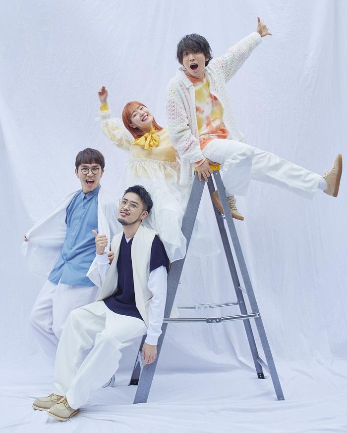 フレンズ、2ndフル・アルバム『SOLAR』リード曲「東京今夜」7/28先行配信。同曲MV&初回盤ライヴ映像より3曲のプレミア公開も決定