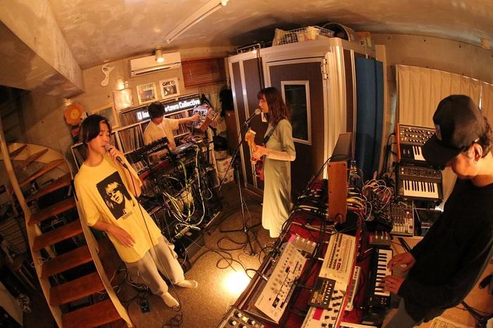 """miida and The DepartmentによるYouTubeチャンネル""""from Studio KiKi""""に四方颯人(YAJICO GIRL)出演決定。3週にわたってスタジオ・ライヴ&ゲスト・トークを公開"""