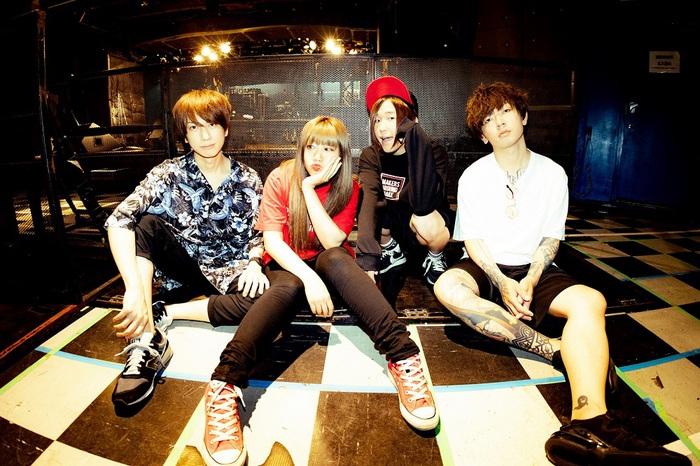 MOSHIMO、8/4リリースの1stフル・アルバム『化かし愛』から「化かし愛のうた」MVプレミア公開決定