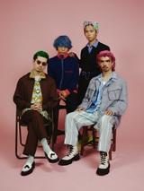 OKAMOTO'S、ニュー・アルバム『KNO WHERE』収録曲&ジャケ写解禁。「Young Japanese」MV公開