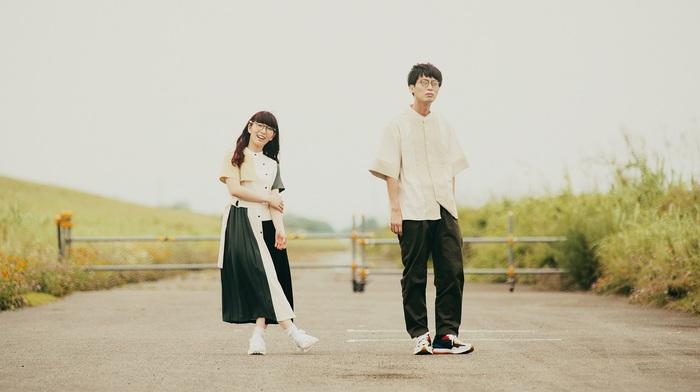 ポップしなないで、新アー写公開。プレミア公開予定の新曲「SG」MVには朝日(ネクライトーキー)出演