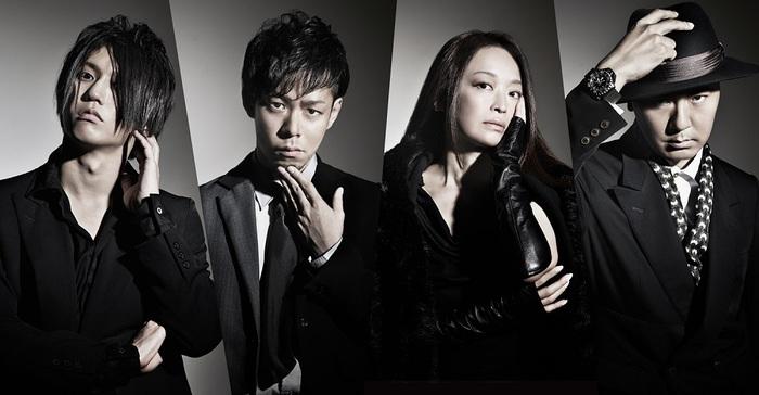 Q-MHz、ヴォーカルに鈴華ゆう子(和楽器バンド)を迎えた「Dark spiral journey」MVを本日7/30 21時プレミア公開